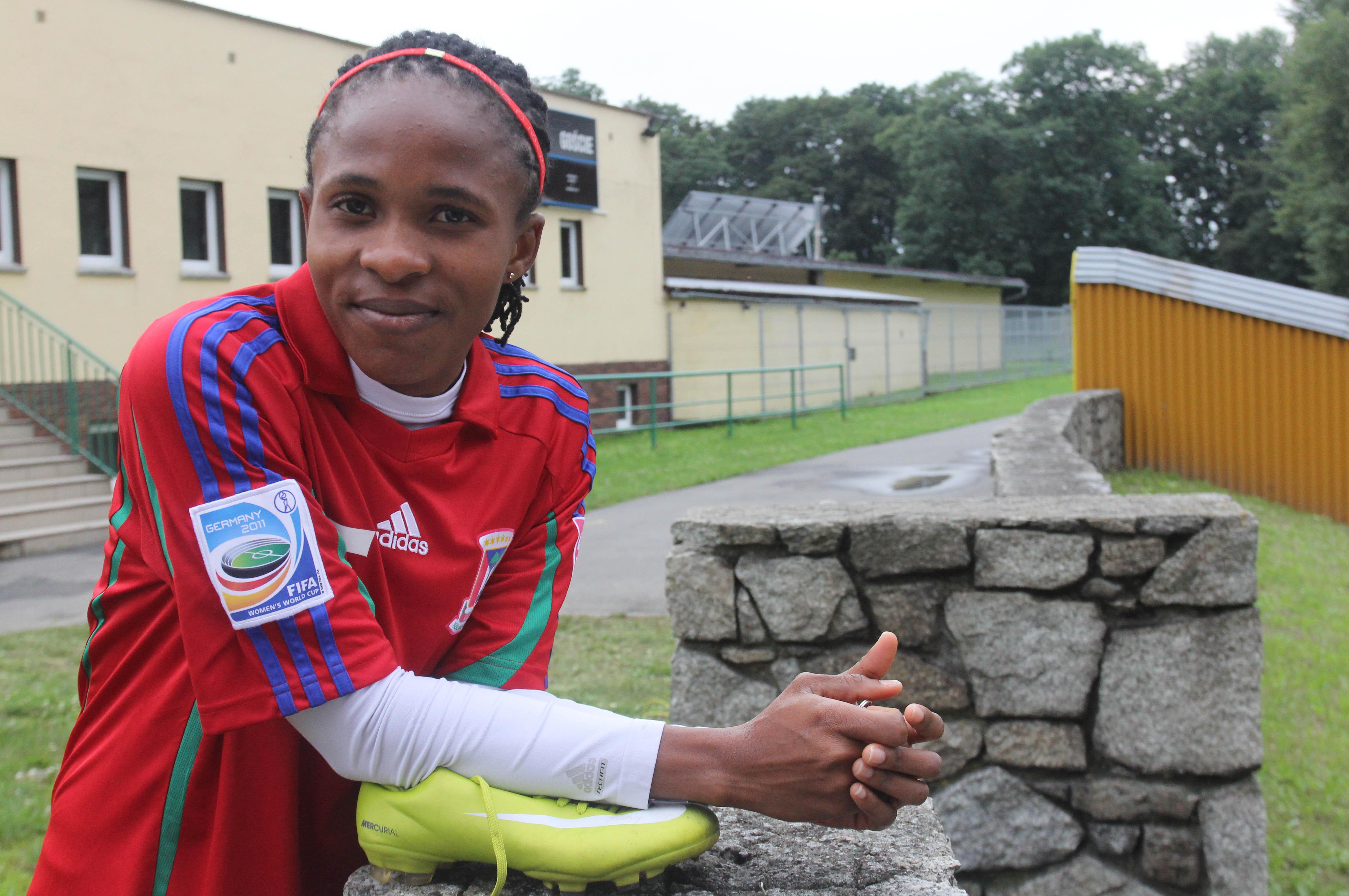 Chinasa Okoro Gloria ma na swoim koncie sporo sukcesów. Fot. Michał Chwieduk/Edytor.net